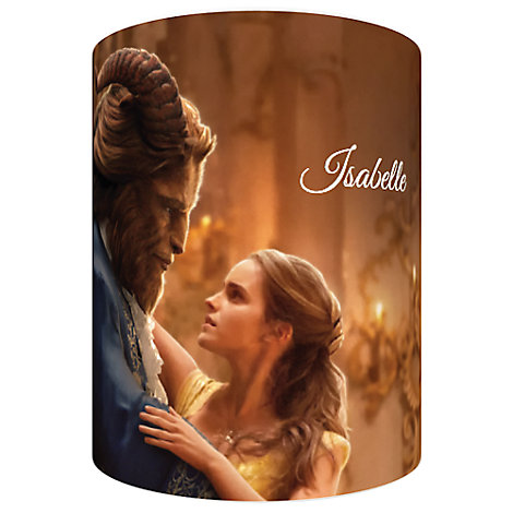 Beauty And The Beast Personalised Mug
