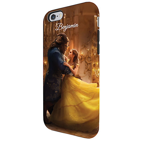 Beauty And The Beast Personalised iPhone 6 Tough Case