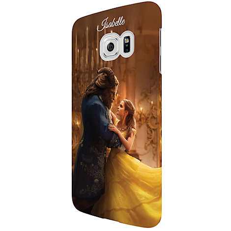 Beauty And The Beast Personalised Android Edge Case - Samsung Galaxy S6