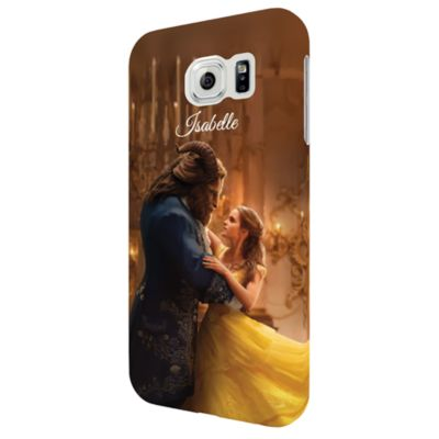 Beauty And The Beast Personalised Android Clip Case - Samsung Galaxy S6