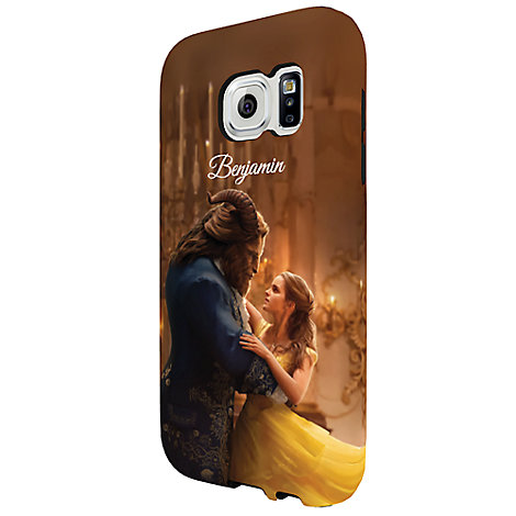Beauty And The Beast Personalised Android Clip Case - Samsung Galaxy S7