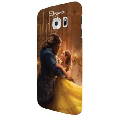 Beauty And The Beast Personalised Android Edge Case - Samsung Galaxy S7