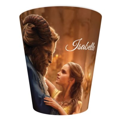 Beauty And The Beast Personalised Latte Mug