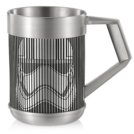 Star Wars Royal Selangor Pewter Captain Phasma Mug