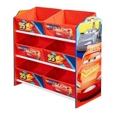 Disney Pixar Cars 3 Storage Unit For Kids