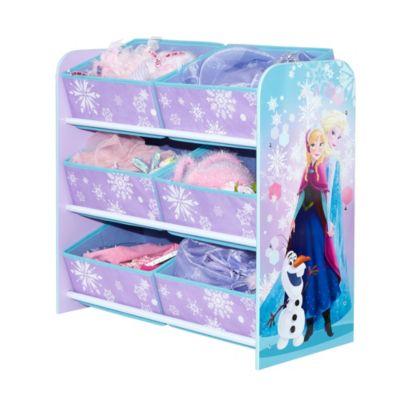 Frozen Storage Unit for Kids