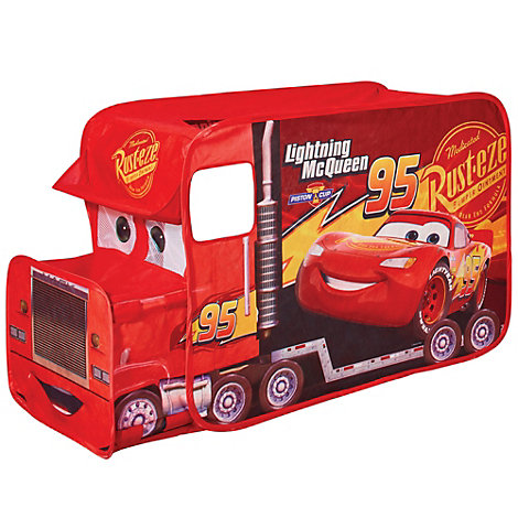 Disney Pixar Cars 3 Mack Truck Play Tent