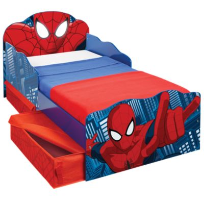 Spider-Man Toddler Bed
