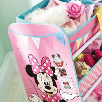 Minnie Mouse Storage Unit For Kids
