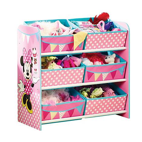 Minnie Mouse Storage Unit For Kids