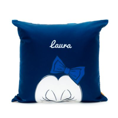 Minnie Mouse Personalised Cushion