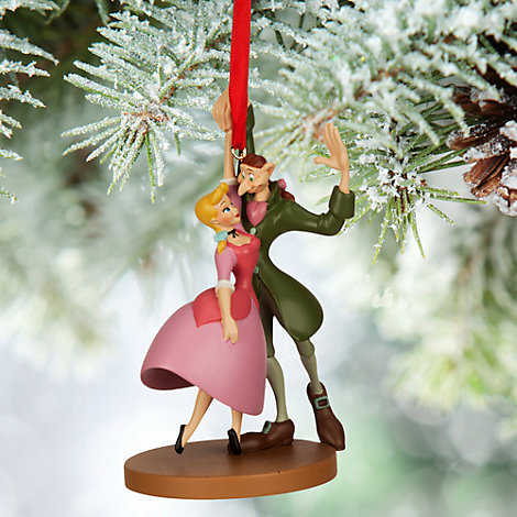 Ichabod And Katrina Ornament