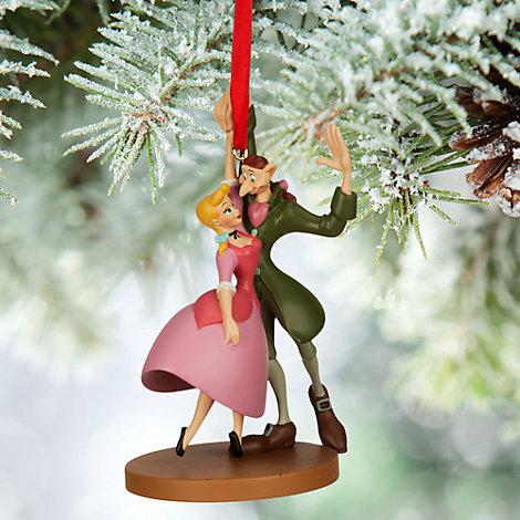 Figura decorativa Ichabod y Katrina