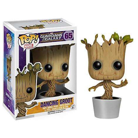 Guardians of the Galaxy - Tanzender Groot Pop! Vinyl-Figur von Funko