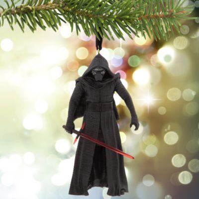 Kylo Ren julepynt, Star Wars: The Force Awakens