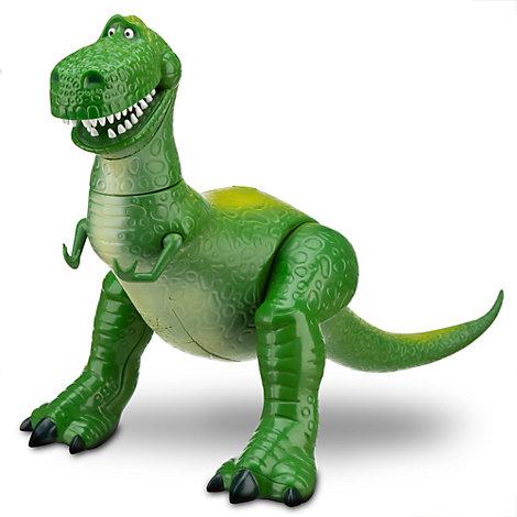 Toy Story talande Rex