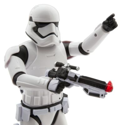 First Order Stormtrooper 14.5'' Talking Figure, Star Wars: The Force Awakens