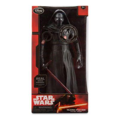 Kylo Ren talande Star Wars-figur 37 cm