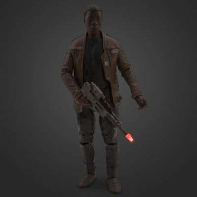Finn talande Star Wars-figur 34 cm