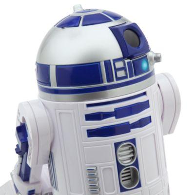 Interaktiv R2-D2 med tale