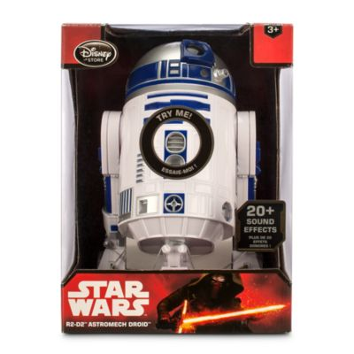 R2-D2 interactif parlant
