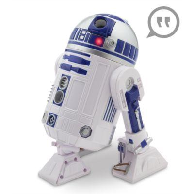 Talande interaktiv R2-D2