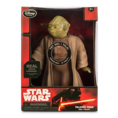 Yoda interattivo parlante