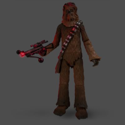 Chewbacca Talking Action Figure, Star Wars: The Force Awakens