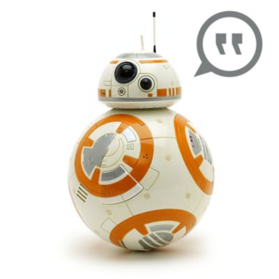 Interaktiv Star Wars BB-8 figur med tale