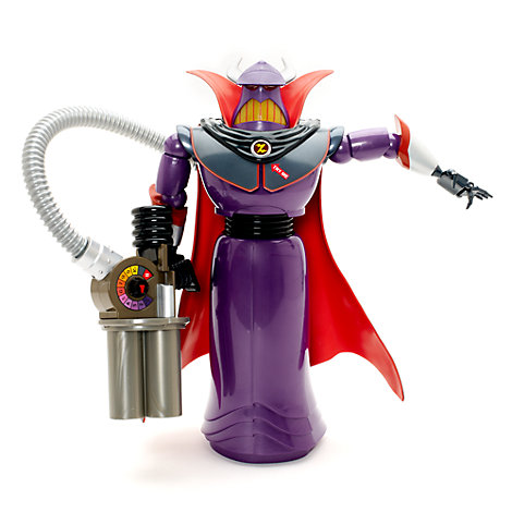 Zurg 14'' Talking Action Figure