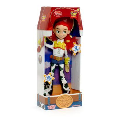 Figurine parlante Jessie de 40 cm