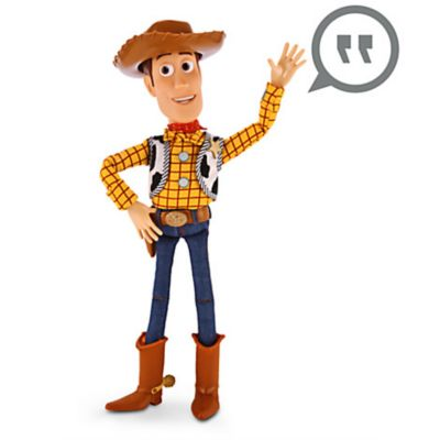 Talking Woody Figure