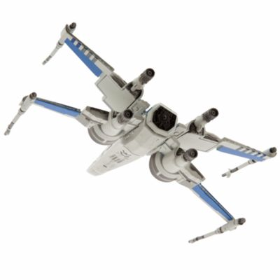 Resistance X-Wing Fighter Die-Cast Vehicle, Star Wars: The Force Awakens