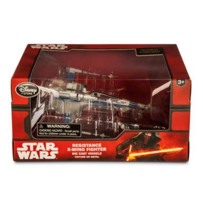 Star Wars - X-Wing Fighter des Widerstands Die Cast-Fahrzeug