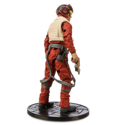 Star Wars 6'' Elite Series Die-Cast Figures, Poe Dameron