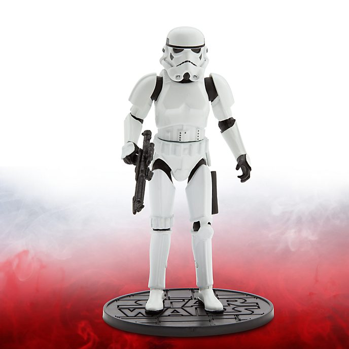 93de60f7078 Muñeco a escala soldado de asalto serie Elite 16,5 cm, Star Wars