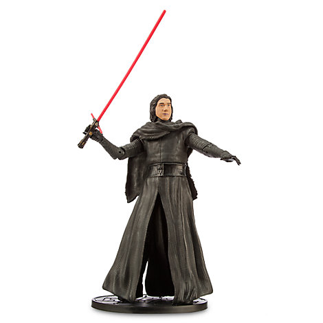 Star Wars 6'' Elite Series Die-Cast Figures, Kylo Ren Unmasked