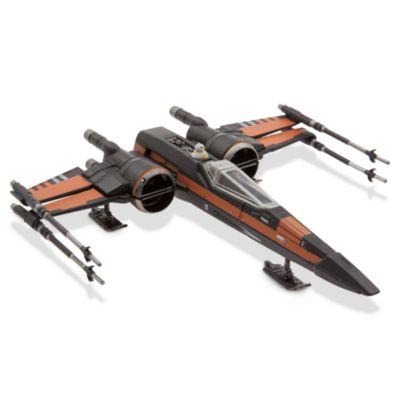 Vehículo a escala caza Ala-X Poe, Star Wars