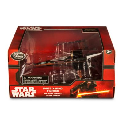Star Wars: The Force Awakens Poe's X-Wing Fighter Die-Cast Vehicle
