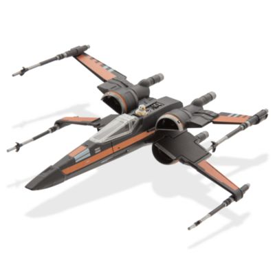 Star Wars Poes X-Wing Fighter