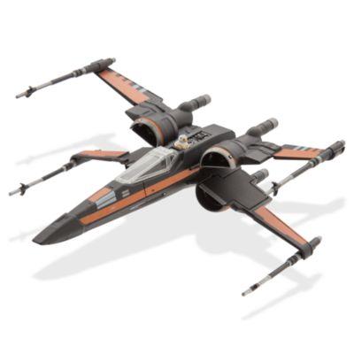 Star Wars - Poe's X-Wing Fighter Die Cast-Fahrzeug
