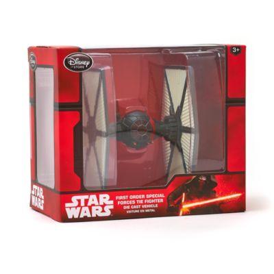Modellino veicolo di Star Wars, caccia stellare TIE Forze speciali del Primo Ordine