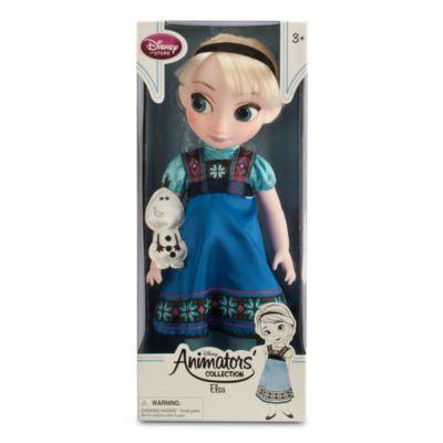 Muñeca Elsa de Frozen edición Animators