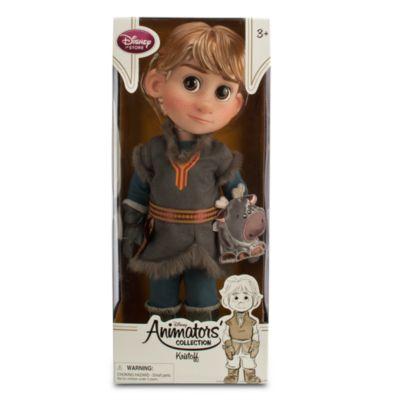 Animators Collection - Die Eiskönigin - völlig unverfroren - Kristoff Puppe