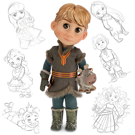 Poupée Animator Kristoff de La Reine des Neiges