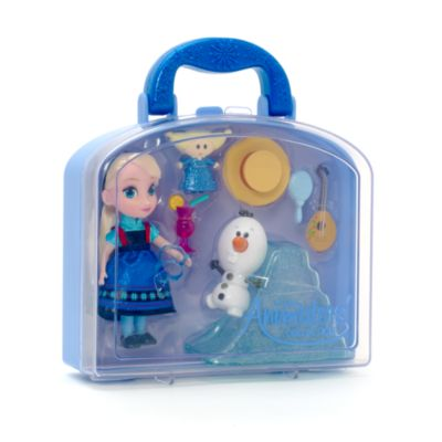 Set da gioco mini Elsa serie Animators