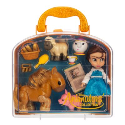 Belle Mini Animator Doll Playset