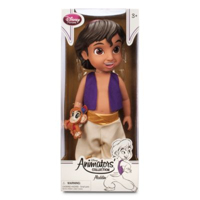 Aladdin Animator Doll