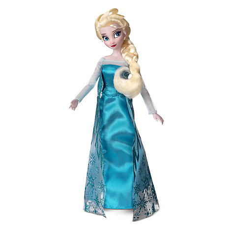Elsa klassische puppe for Bagnoschiuma v