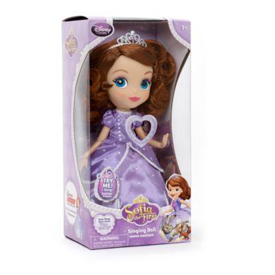 Bambola canora Sofia la principessa
